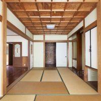 LDKに間続きの二間続きの和室は和の情緒が漂い素敵な空間