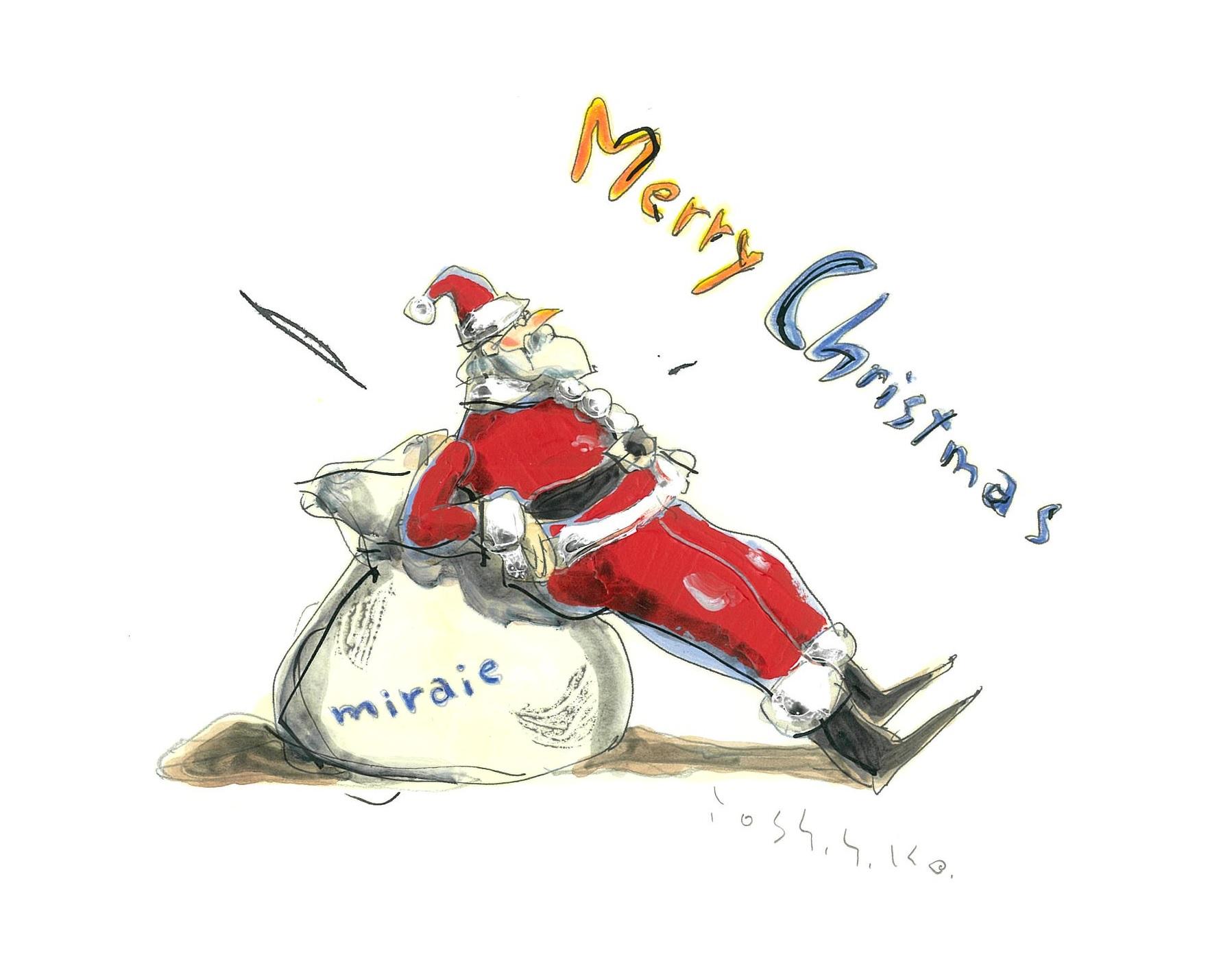 インスタ クリスマス