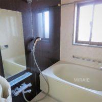 嬉しい換気窓付き。梅雨時期などに便利な浴室乾燥機完備です。