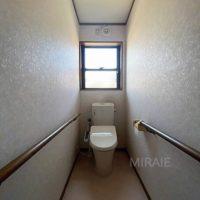 1Fトイレ。交換の時期です。