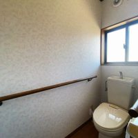 2Fトイレ。交換の時期です。